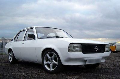 opel ascona b project nick hayward. Black Bedroom Furniture Sets. Home Design Ideas