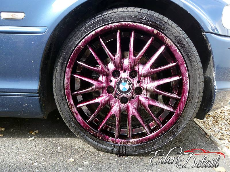 purple rain 2 on bmw mv1 alloys