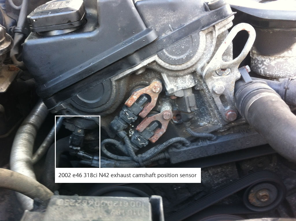 Throttle Position Sensor Location On A Bmw E46 Get Free